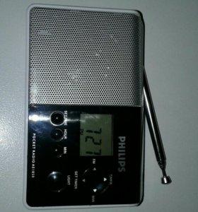 Портативный радиоприемник Philips AE 1850