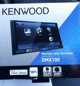 Автомагнитола Kenwood DMX 100