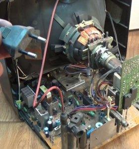 Ремонт бытовой техники, теле-видео ап-ры.