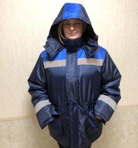 Куртка муж. Зима (Спецодежда)