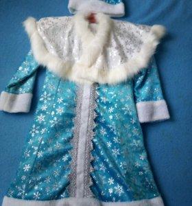 Новогодние костюмы, платья.