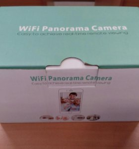 WiFi Camera в лампе