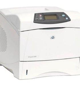 Принтер HP LaserJet 4350