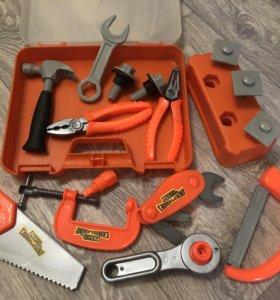 Детский набор инструментов икеа
