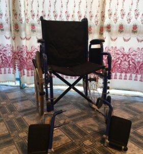 Новая инвалидная каляска