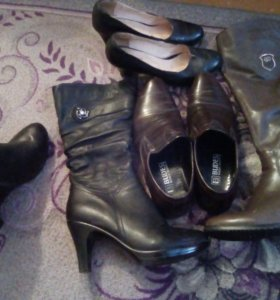 Продам обувь размер 40 мужские туфли 42 размера
