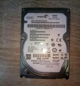 Seagate HHD 500GB