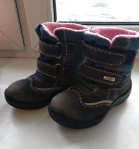 Ботинки зимние  Капика kapiTEX зимние