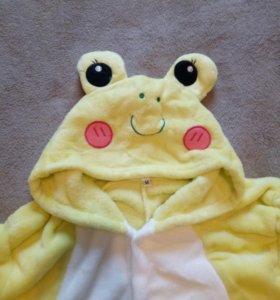 Пижама кигуруми новая! лягушка
