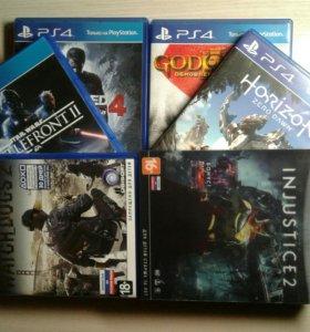 Игры для PS 4 (PlayStation 4)