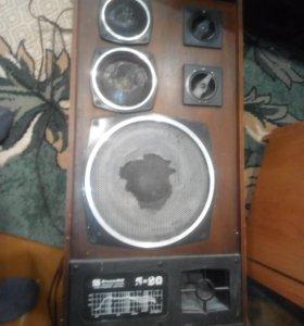 Колонки, акустика