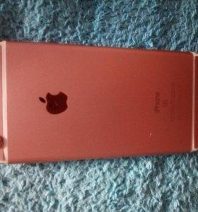 Айфон 7 реплика золотой