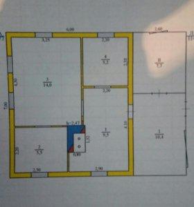 Дом, 34.2 м²