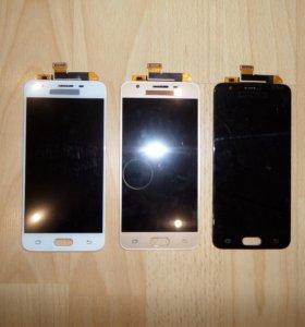 Оригинальные дисплеи на SAMSUNG J5 Prime (G570F)