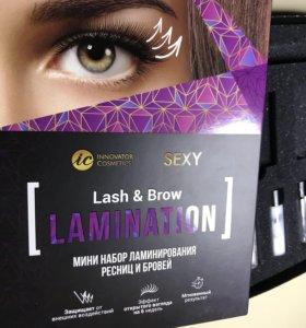 Составы для ламинирование ресниц. Sexy lashes.