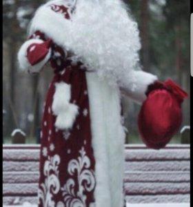 Дед мороз и снегурочкаАниматор, серебрянное шоу