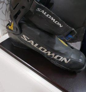 Ботинки лыжные Salomon