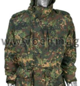 куртка зимняя,бушлат(излом)