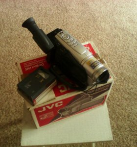 Jvc аналоговая видеокамера