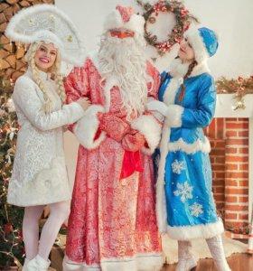 Дед Мороз и Снегурочка Профессионалы