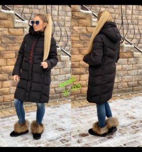 Куртка новая зимняя 54-56 р