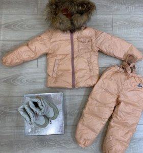 Зимняя одежда moncler