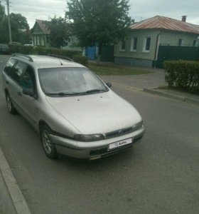 Fiat Marea, 1997
