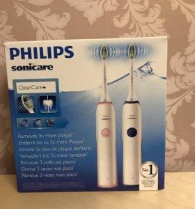 Ультразвуковые зубные щётки Philips