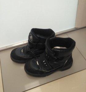 обувь для мальчика осень-весна
