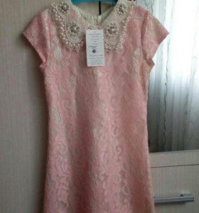 Платье для девочки 8-10 лет