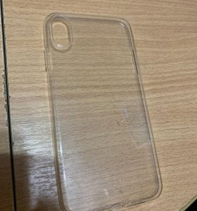 Чехол на iPhone X's max