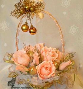 Подарки на новый год 🌹🌸