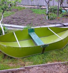 Лодка раскдадная