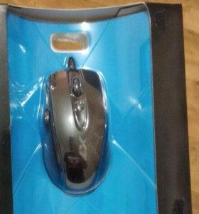 Игровая мышь A4Tech XL-755BK