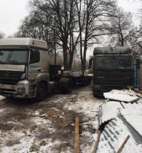 Грузоперевозки по Москве области и России