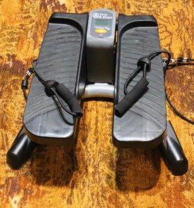 Поворотный мини-степпер Twist&Shape TS-600