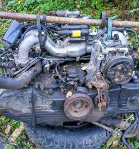 Двигатель субару импреза 1.6