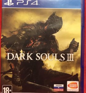 Игра PlayStation 4 (PS4) - Dark Souls III