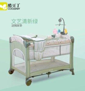 Кроватка- качалка