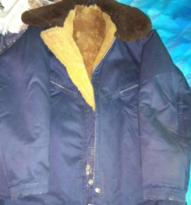 Куртка летная зима