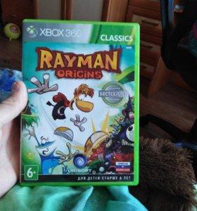 Игра Rayman