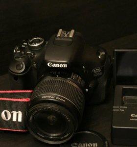 Canon 600d (Body)