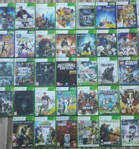 Игры для Xbox 360 лицензия