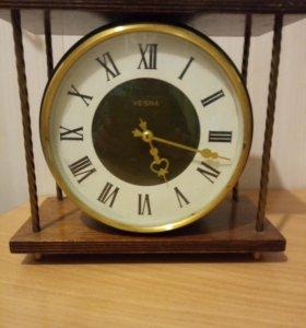 Часы Весна. СССР