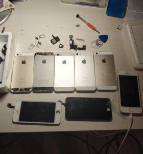 IPhone 5s запчасти
