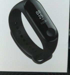 Xiaomi Mi band 3 оригинал новый!