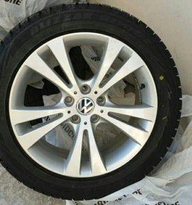 R17 зимка на VW AUDI SKODA