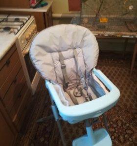 Детское кресло для кормления (для мальчика)