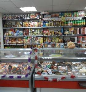 Магазин продуктов и разливных напитков в Кольцово