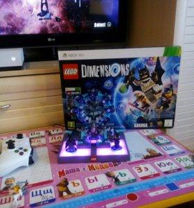 Игра на xbox360 лего DIMENSIONS